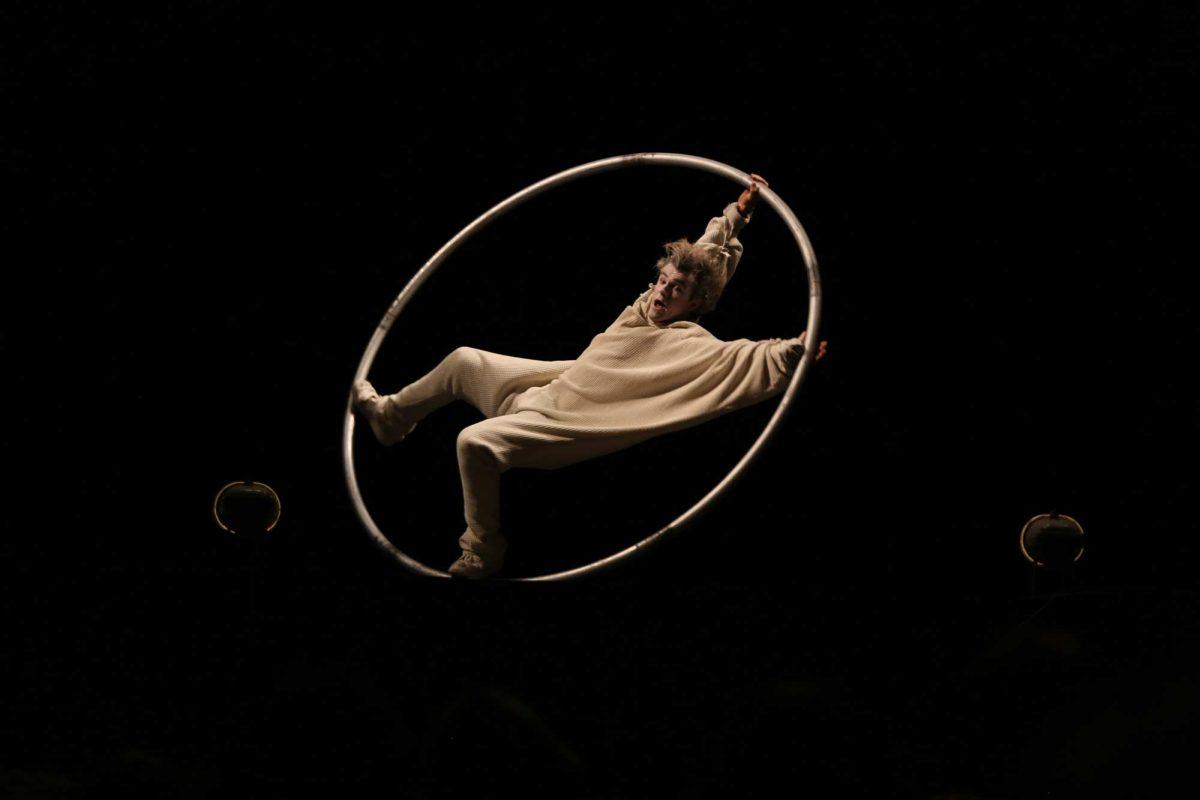 rou cyr - Lunar Circus Training