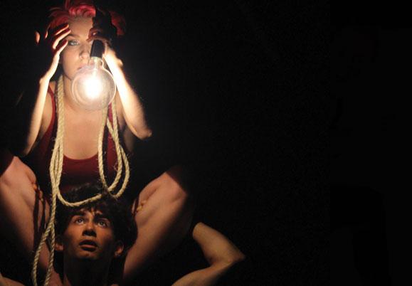 Rhiannon-and-Dylan---Oddity-Circus Karnidale 2019 - The Western Australian Circus Festival