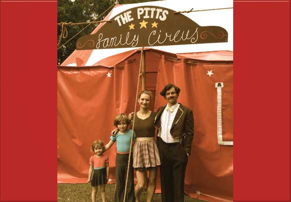 The Pitts Family Circus at Karnidale 2019 - The Western Australian Circus Festival