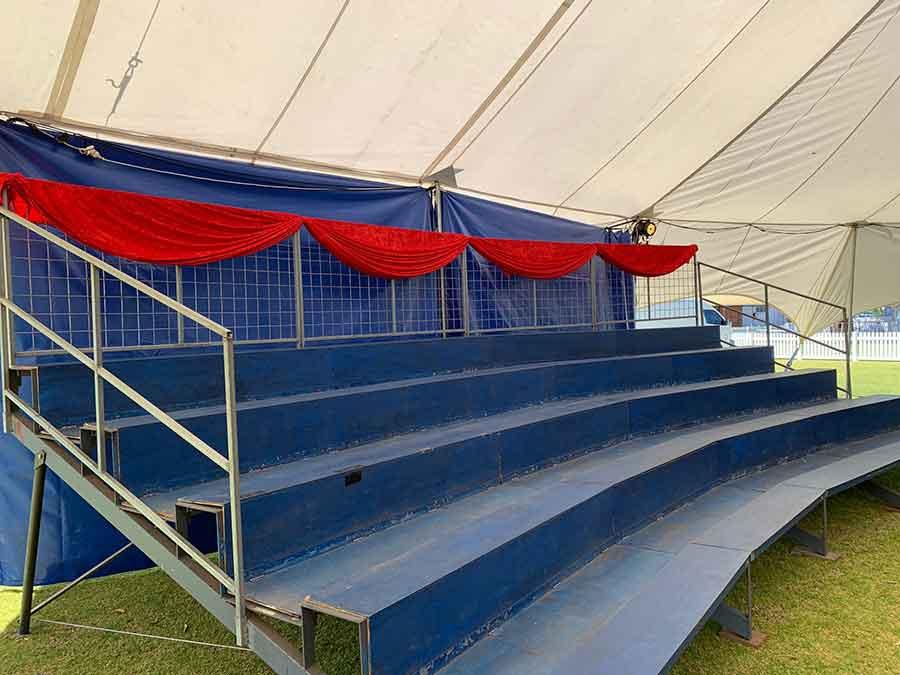 The Lollipop Big Top Lunar Circus Venue Hire
